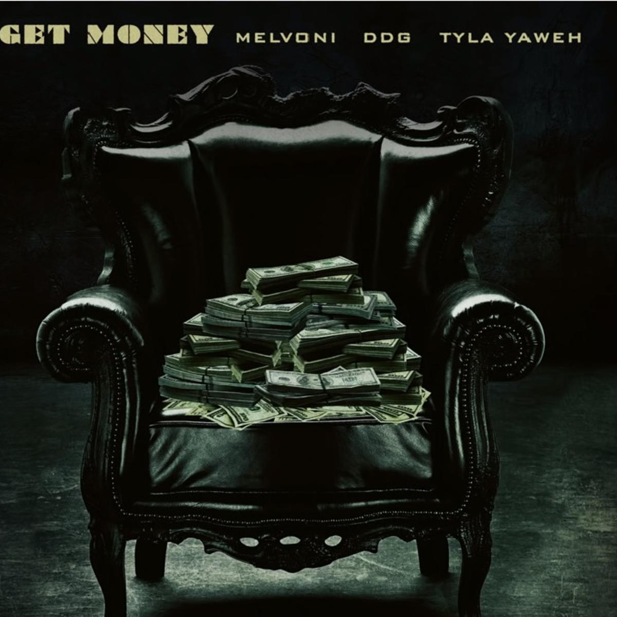 DOWNLOAD MP3: Melvoni Ft. DDG & Tyla Yaweh – Get Money