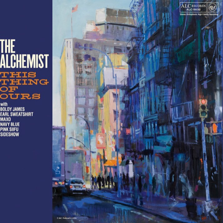 DOWNLOAD MP3: The Alchemist Ft. Pink Siifu & Maxo – Holy Hell
