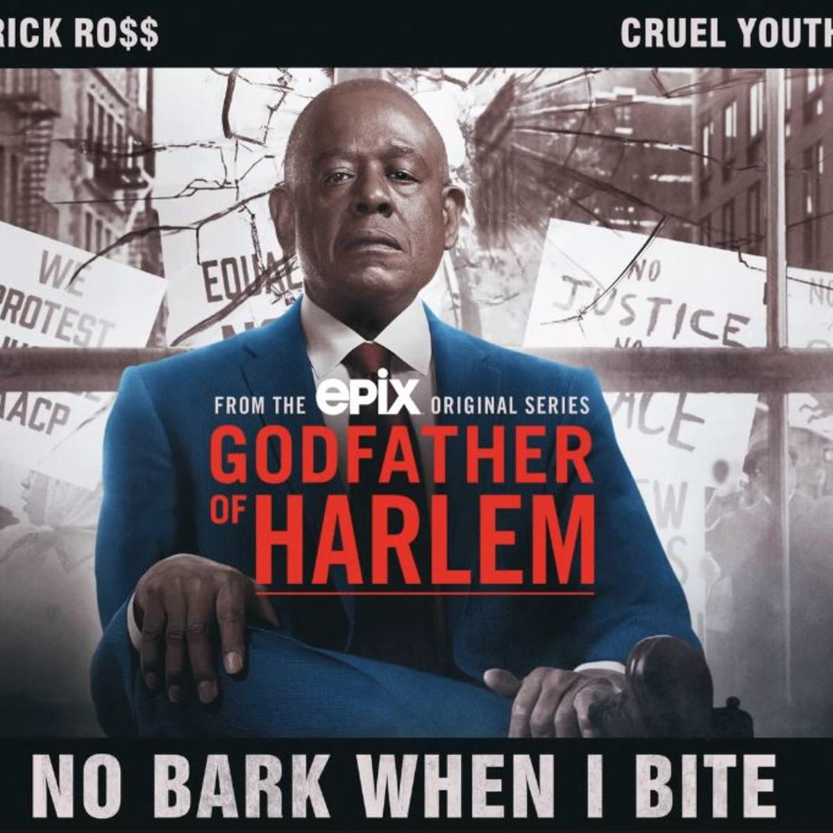 DOWNLOAD MP3: Godfather of Harlem Ft. Rick Ross & Cruel Youth – No Bark When I Bite