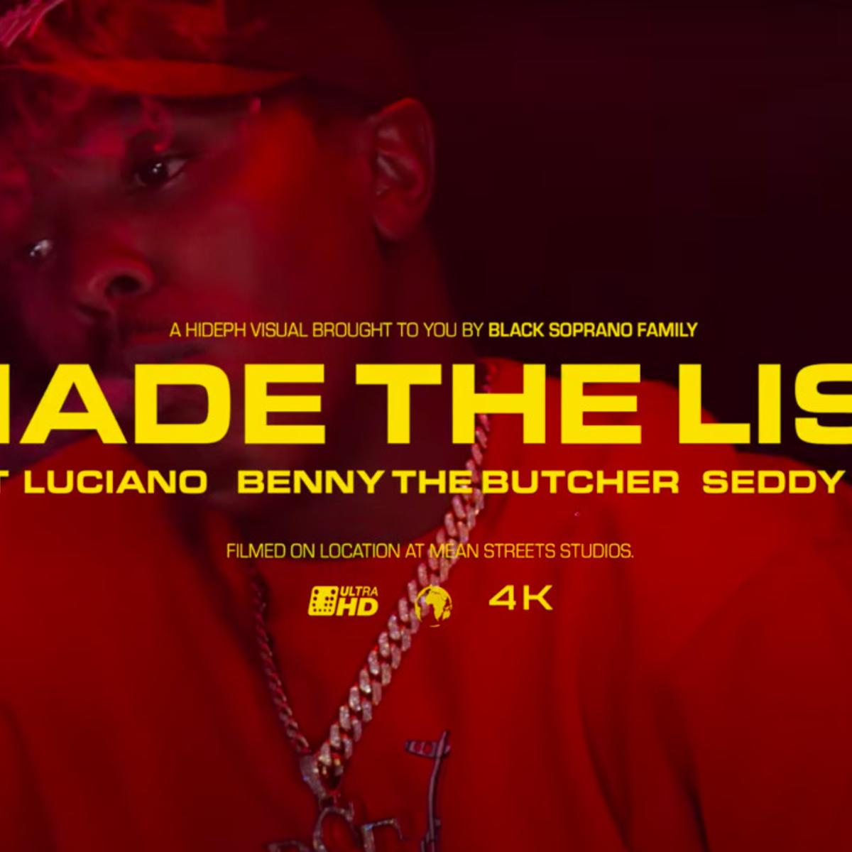 DOWNLOAD MP3: LoveBoat Luciano Ft. Benny the Butcher & Seddy Hendrinx – Made The List
