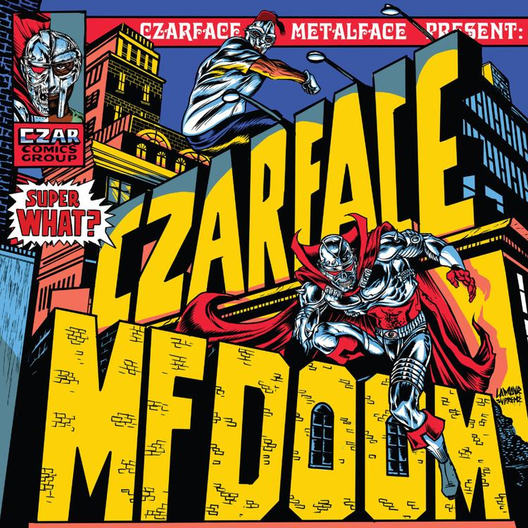 DOWNLOAD MP3: Czarface & MF DOOM – This is Canon Now