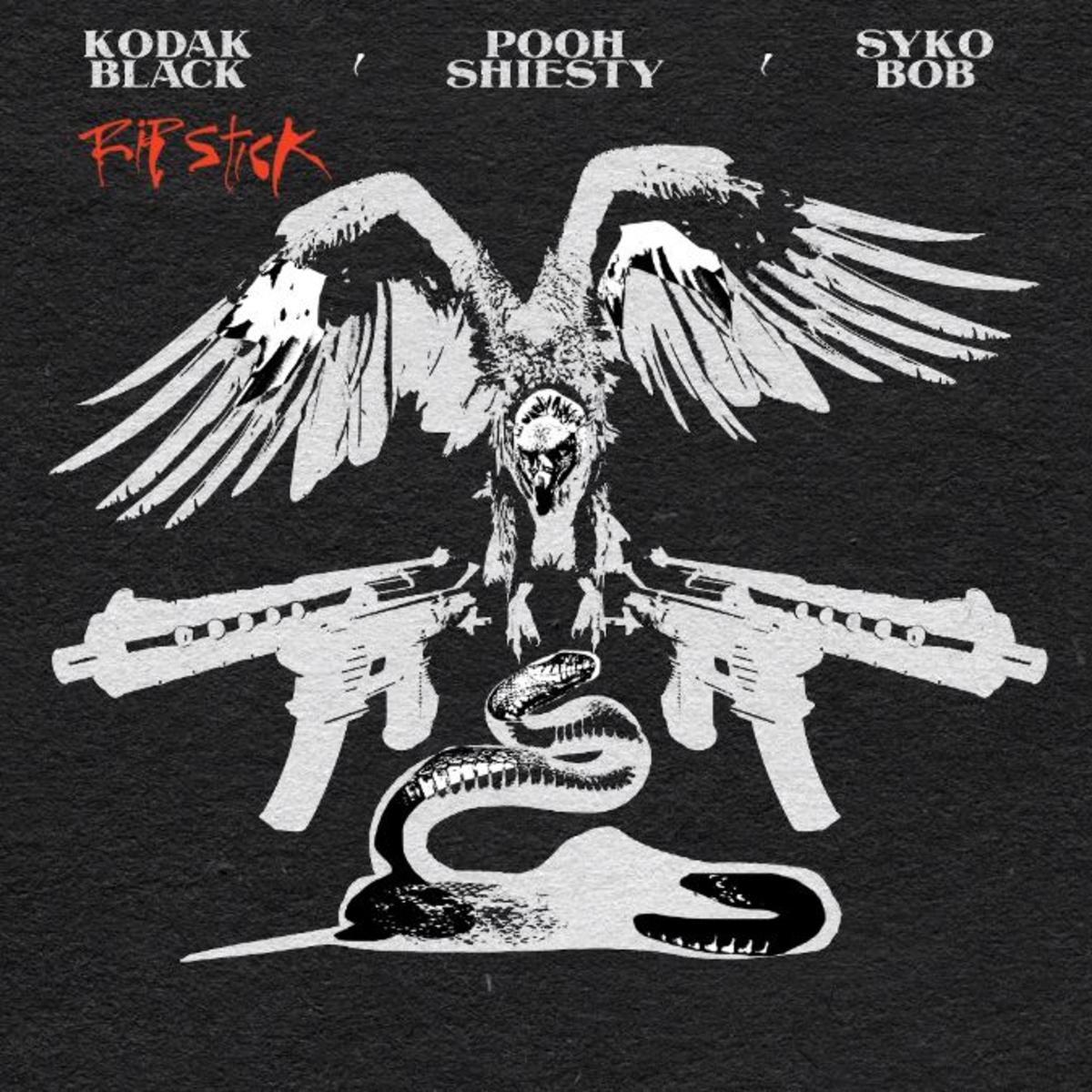 DOWNLOAD MP3: Kodak Black Ft. Sykobob & Pooh Shiesty – Rip Stick