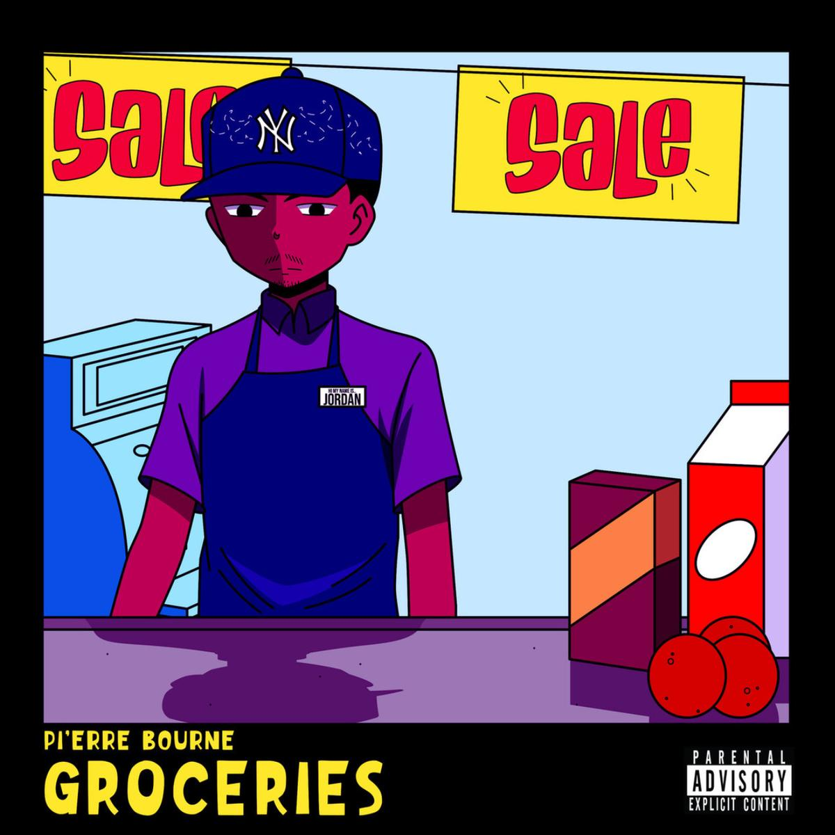 DOWNLOAD MP3: Pi'erre Bourne – Groceries