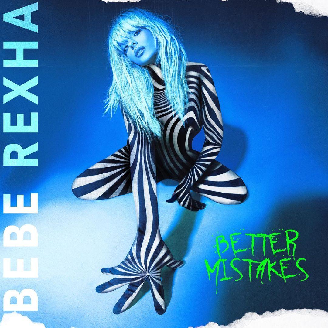 DOWNLOAD MP3: Bebe Rexha – Trust Fall