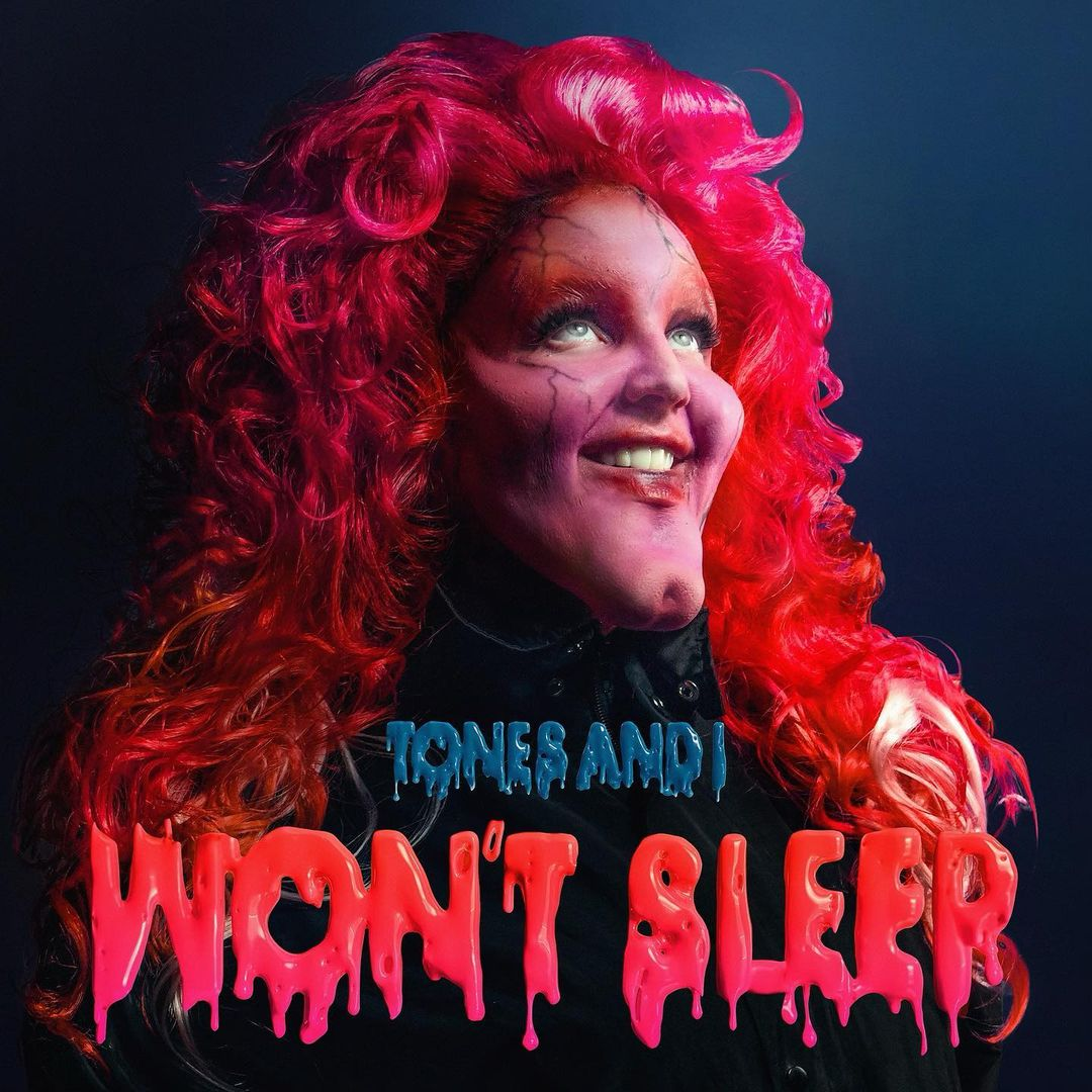 DOWNLOAD MP3: Tones And I – Won't Sleep