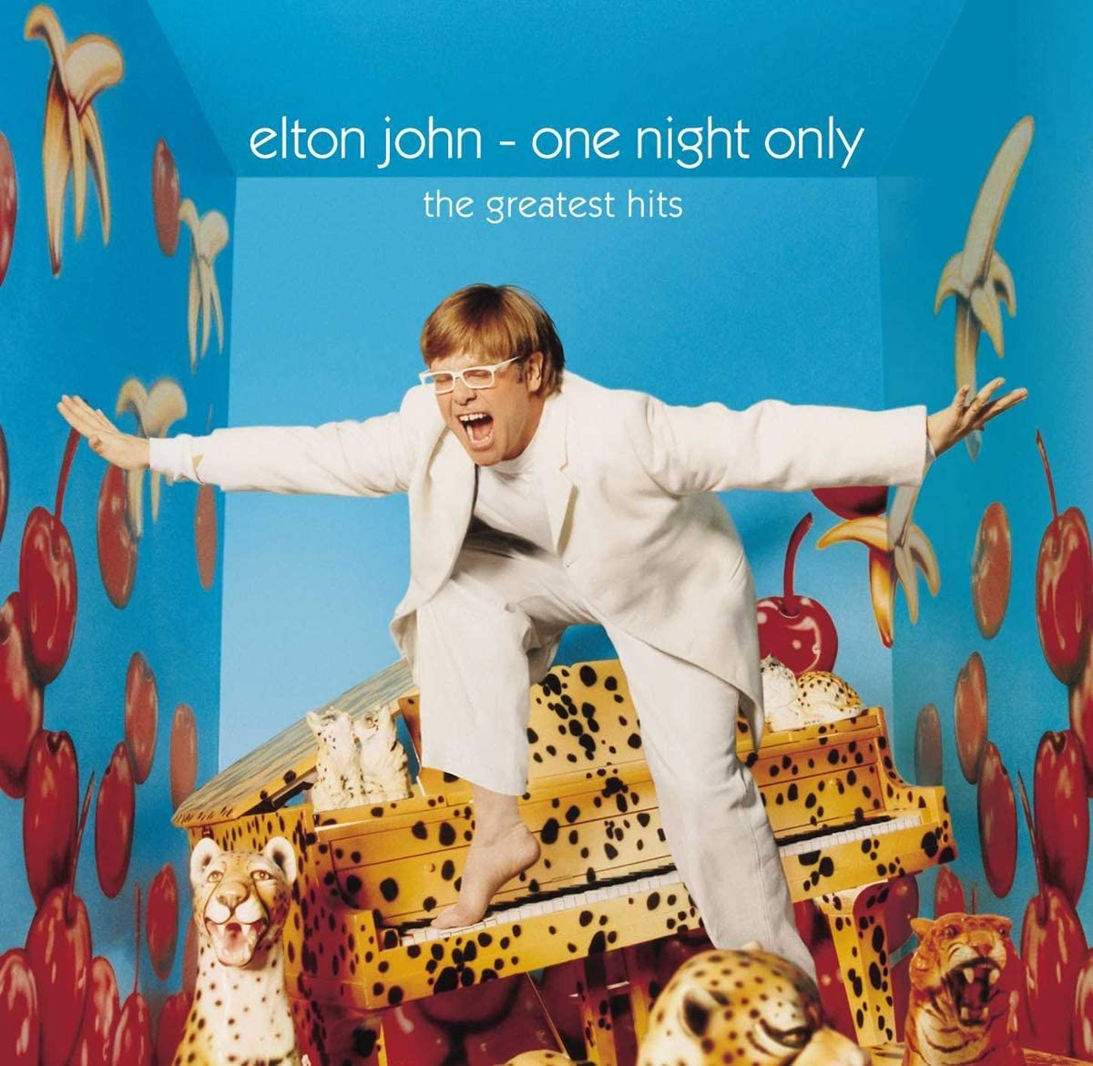 DOWNLOAD MP3: Elton John – Saturday Night's Alright (For Fighting)